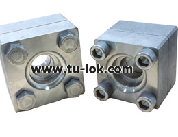 ISO 6164 SQUARE FLANGE