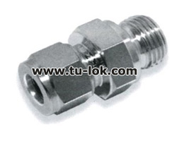 MALE CONNECTOR BSPP