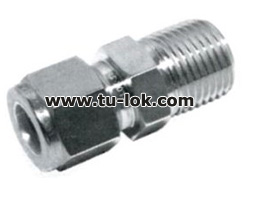 MALE CONNECTOR BSPT