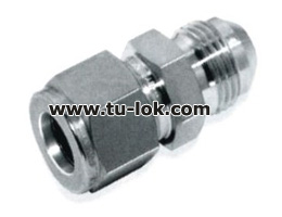 MALE CONNECTOR JIC