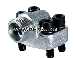 SAE 90 DEGREE FLANGE WITH 24 DEGREE DIN 3901