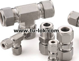 TU-LOK TUBE FITTINGS